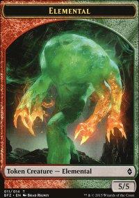 Elemental - Battle for Zendikar