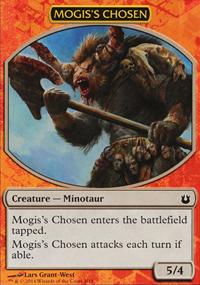 Mogis's chosen - Born of the Gods Challenge Deck : Battle the Horde