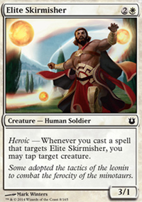 Elite Skirmisher - Born of the Gods