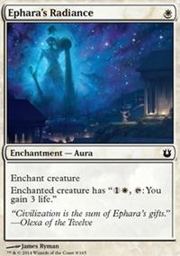 Ephara's Radiance - Born of the Gods