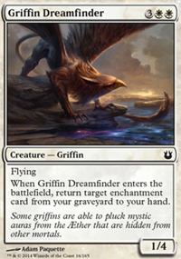 Griffin Dreamfinder - Born of the Gods