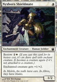 Nyxborn Shieldmate - Born of the Gods