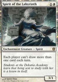 Spirit of the Labyrinth - Born of the Gods