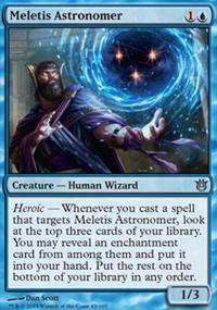 Meletis Astronomer - Born of the Gods