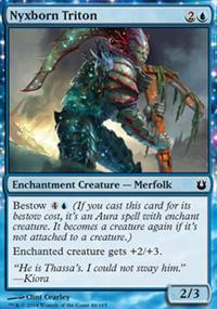 Nyxborn Triton - Born of the Gods
