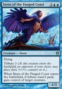 Siren of the Fanged Coast - Born of the Gods