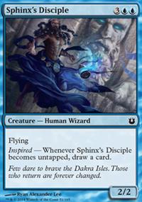 Sphinx's Disciple - Born of the Gods
