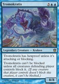 Tromokratis - Born of the Gods