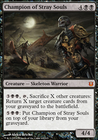 Champion of Stray Souls - Born of the Gods