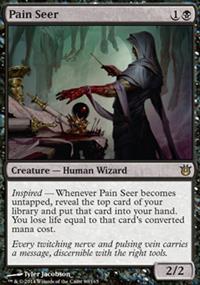 Pain Seer - Born of the Gods