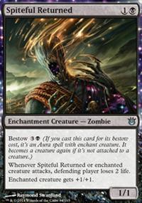 Spiteful Returned - Born of the Gods