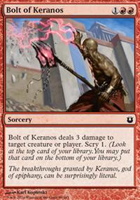 Bolt of Keranos - Born of the Gods