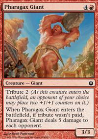 Pharagax Giant - Born of the Gods