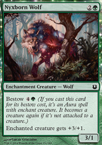 Nyxborn Wolf - Born of the Gods