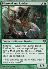 Pheres-Band Raiders - Born of the Gods