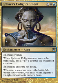 Ephara's Enlightenment - Born of the Gods