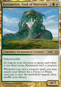 Karametra, God of Harvests - Born of the Gods