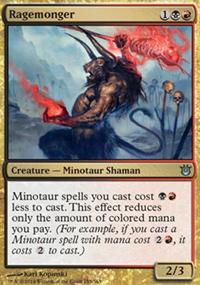 Ragemonger - Born of the Gods
