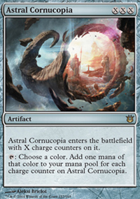 Astral Cornucopia - Born of the Gods