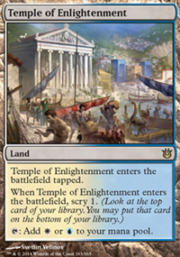 Temple of Enlightenment - Born of the Gods
