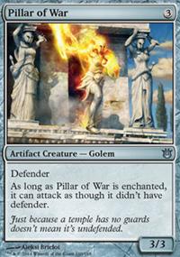 Pillar of War - Born of the Gods