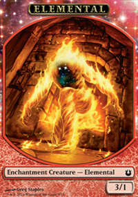 Elemental - Born of the Gods