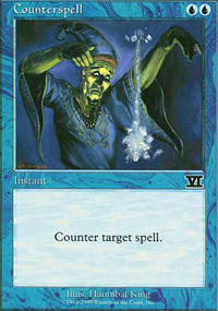 Counterspell - Battle Royale