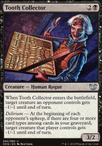 Tooth Collector - Blessed vs. Cursed