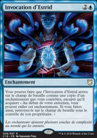 Invocation d'Estrid -