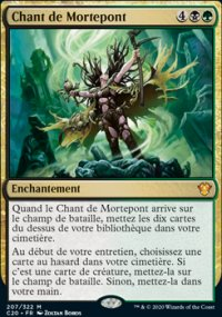 Chant de Mortepont -
