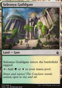 Selesnya Guildgate - Commander Anthology