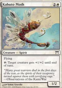 Kabuto Moth - Champions of Kamigawa