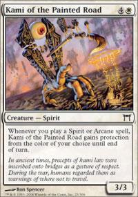 Kami of the Painted Road - Champions of Kamigawa