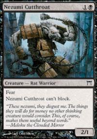Nezumi Cutthroat - Champions of Kamigawa