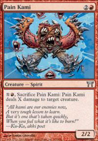 Pain Kami - Champions of Kamigawa