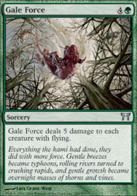 Gale Force - Champions of Kamigawa