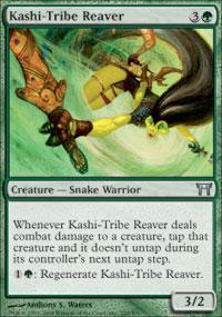 Kashi-Tribe Reaver - Champions of Kamigawa