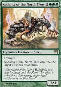Kodama of the North Tree - Champions of Kamigawa