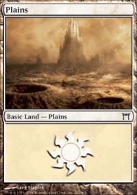 Plains 1 - Champions of Kamigawa