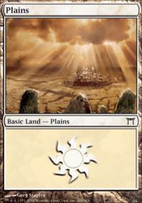 Plains 2 - Champions of Kamigawa