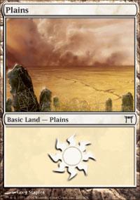 Plains 3 - Champions of Kamigawa