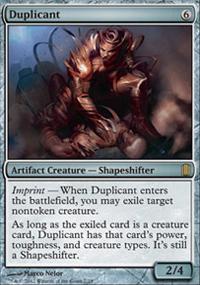 Duplicant - Commander's Arsenal