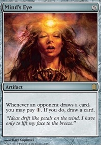 Mind's Eye - Commander's Arsenal