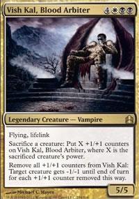 Vish Kal, Blood Arbiter - MTG Commander