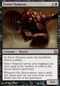 Sewer Nemesis - MTG Commander