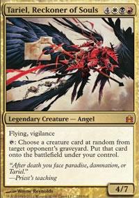 Tariel, Reckoner of Souls - MTG Commander