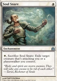Soul Snare - MTG Commander