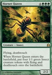 Hornet Queen - MTG Commander
