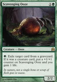 Scavenging Ooze - MTG Commander