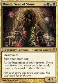 Damia, Sage of Stone - MTG Commander